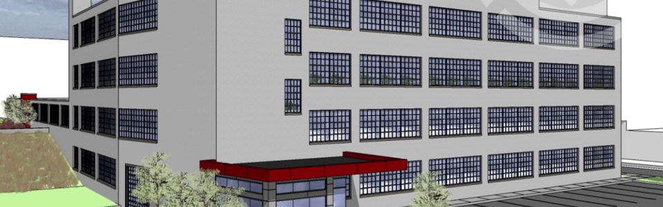 Seneca Street Lofts Upscale Apartments in Larkin District Buffalo NY